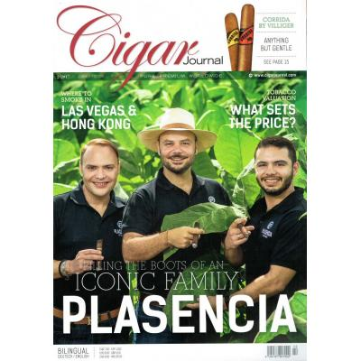 Cigar Journal Magazine - Summer Edition 2017