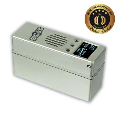 Cigar Oasis EXCEL 3.0 - New 3rd Generation Electronic Humidifier - 300 Capacity