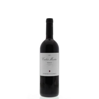 Domenico Clerico Barolo Ciabot Wine - 75cl