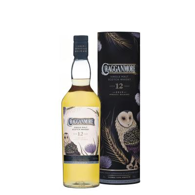 Cragganmore 12 year old Diageo Special Release 2019 - 58.4% 70cl