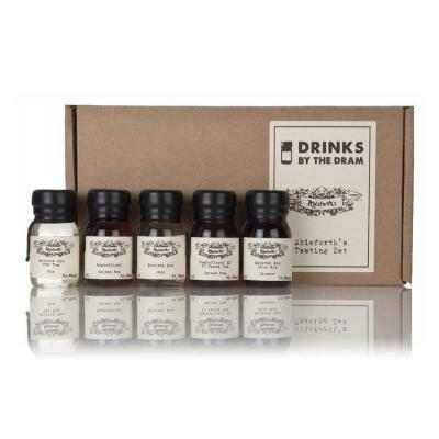 Drinks by the Dram Ableforths Tasting Set - 5 x 3cl 41.7%