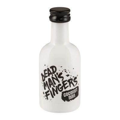 Dead Mans Fingers Coconut Rum Miniature - 5cl 37.5%