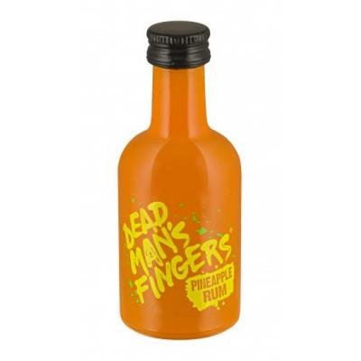 Dead Mans Fingers Pineapple Rum Miniature - 5cl 37.5%