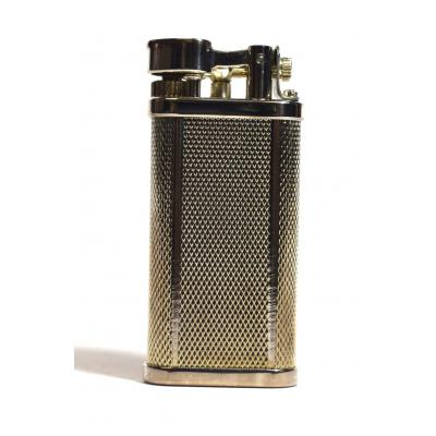 Dunhill - Diamond Pattern Unique Pocket Lighter