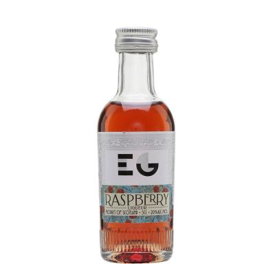 Edinburgh Gin Raspberry Liqueur Miniature - 5cl 20%