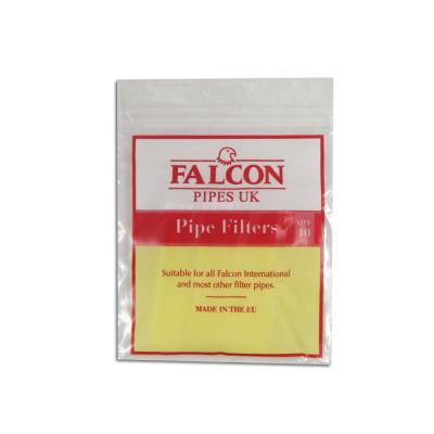 Falcon International Pipe 6mm Filters - Pack of 10