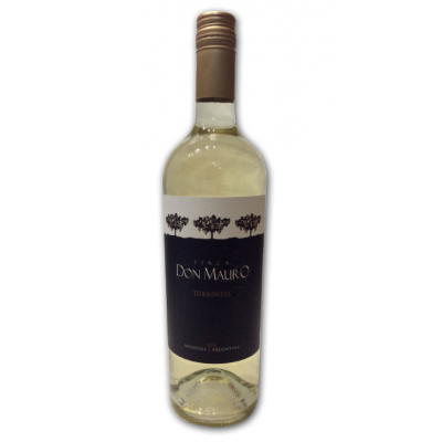 Finca Don Mauro Torrontes White Wine - 75cl 12.5%