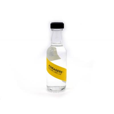 Foragers Yellow Label Gin Miniature - 42%