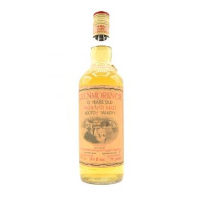 Glenmorangie 10 year old 1960s 70 Proof - 75cl