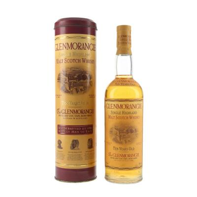 Glenmorangie 10 Year Old Bottled 1990s - 40% 70cl