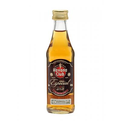 Havana Club Especial Rum Miniature - 5cl 40%