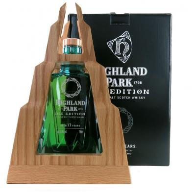 Highland Park 17 year old Ice Edition - 53.9% 70cl