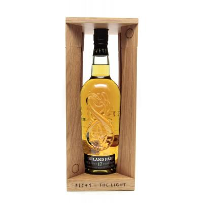Highland Park 17 year old The Light - 52.9% 70cl