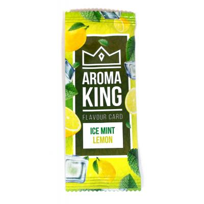 Aroma King Flavour Card -  Ice Mint Lemon - 1 Single