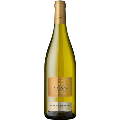 Jean Claude Mas Picpoul de Pinet White Wine - 75cl 13%