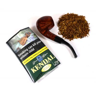 Kendal Gold Green (Menthol) Pipe Tobacco 25g Pouch