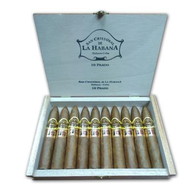 LCDH San Cristobal El Prado Cigar - Box of 10
