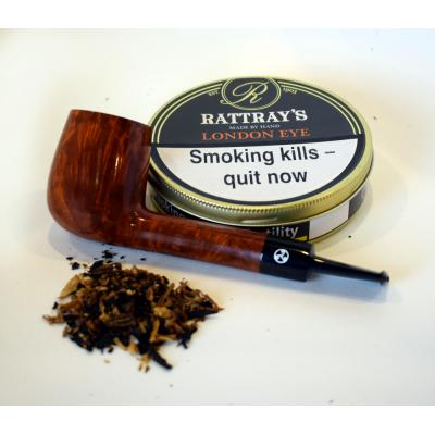 Rattrays London Eye Pipe Tobacco (Tin)