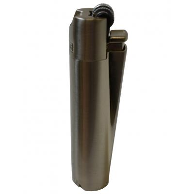 Clipper Metal Flint Gradient Pipe Lighter
