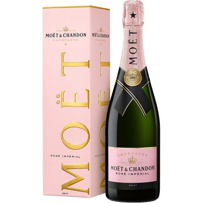 Moet & Chandon Imperial Brut Rose NV Champagne - 12% 75cl