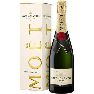 Moet & Chandon Imperial Brut NV Champagne - 12% 75cl