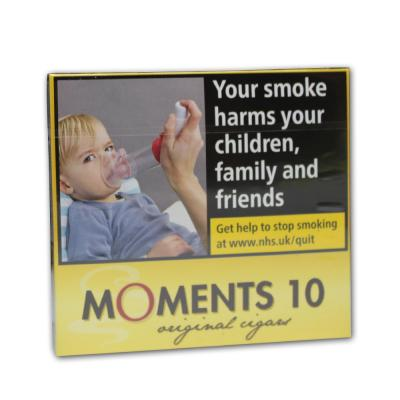 Moments Original Miniature - Pack of 10 (10 cigars)