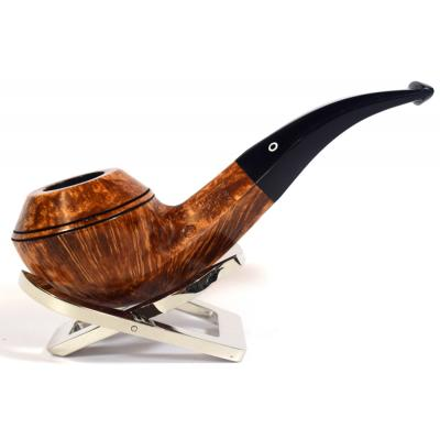 Northern Briars G3 Rhodesian Smooth Bent Fishtail Pipe (NB37)
