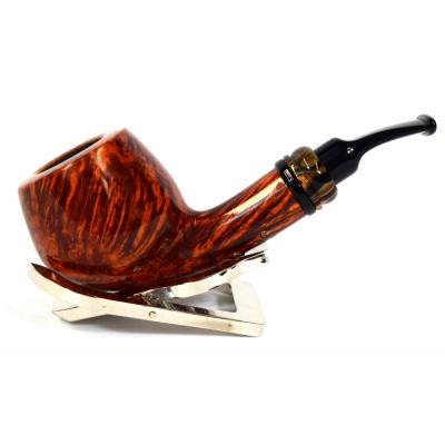 Neerup Classic Series gr 2 Smooth Bent 9mm Filter Fishtail Pipe (NEER12)