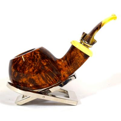Neerup Structure Series gr 3 Smooth Bent Fishtail Pipe (NEER77)