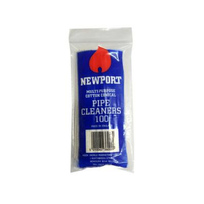Newport Tapered Pipe Cleaners - Pack of 100