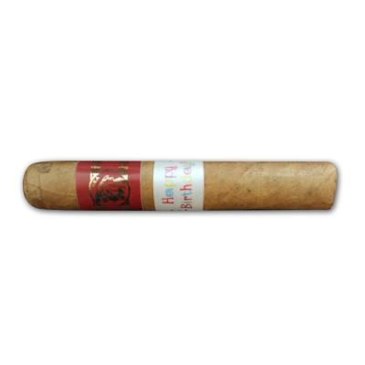 Happy Birthday - Inka Secret Blend - Red Robusto Cigar - 1 Single