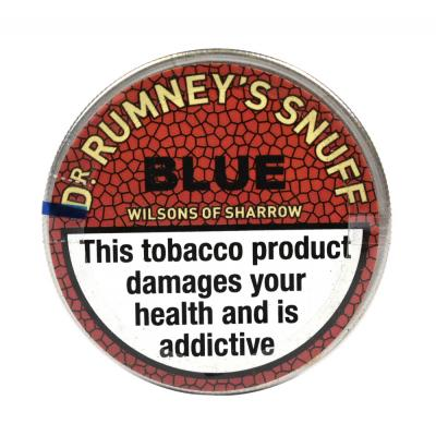 Dr. Rumney's Blue Snuff - Small Tap Tin - 5g