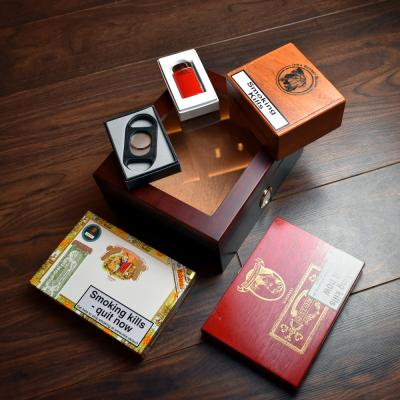Everything You Need Cigar Compendium - Mixed Box Selection