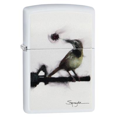 Zippo - Spazuk Bird - Windproof Lighter