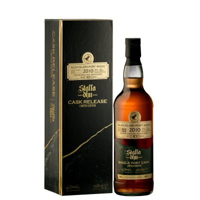 Stalla Dhu Single Cask Glen Elgin Port Wood - 48% 70cl
