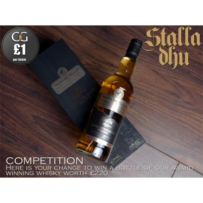 JANUARY Competition Entry - Stalla Dhu Cask Strength Truthbetold 22 - 54.4% 70cl