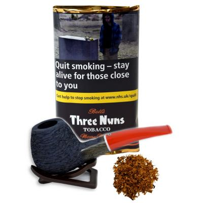 Bells Three Nuns Pipe Tobacco 40g Pouch