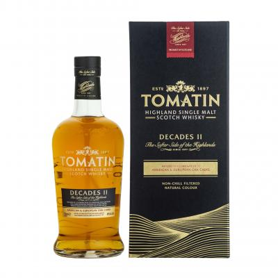 Tomatin Decades II - 46% 70cl