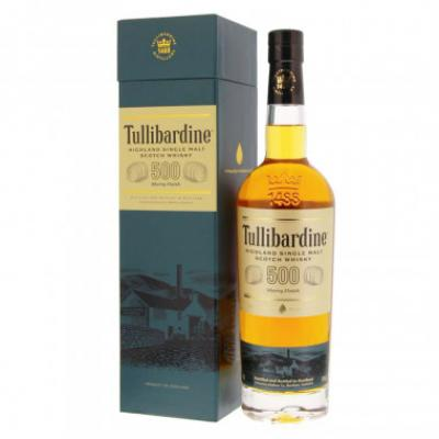 Tullibardine 500 Sherry Cask Finish - 70cl 43%