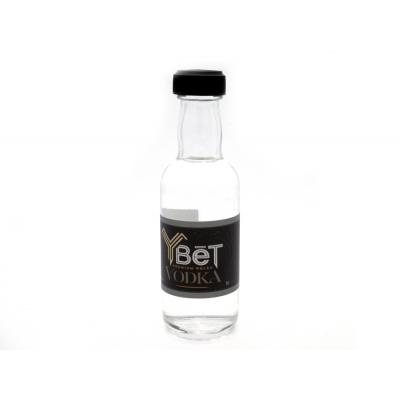 Y Bet Welsh Vodka Miniature - 42% 5cl
