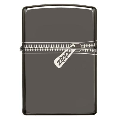 Zippo - Black Ice Zipped - Windproof Lighter