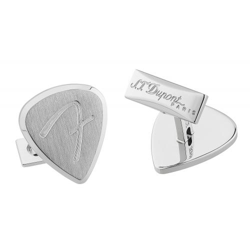 ST Dupont Limited Edition - Fender Palladium Finish Cufflinks