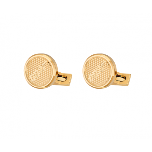 ST Dupont Limited Edition - James Bond 007 - Yellow Gold Cufflinks