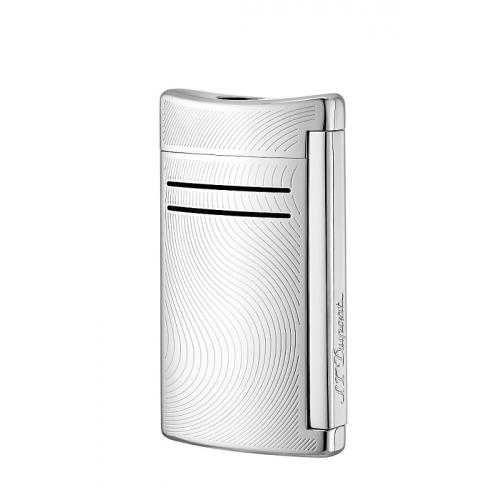 ST Dupont Lighter – Maxijet – Wave Chrome