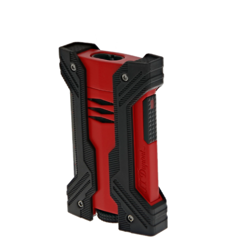ST Dupont Lighter - Defi XXtreme - Black & Matt Red