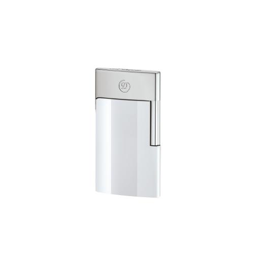 ST Dupont E Slim - Cigarette Lighter - White