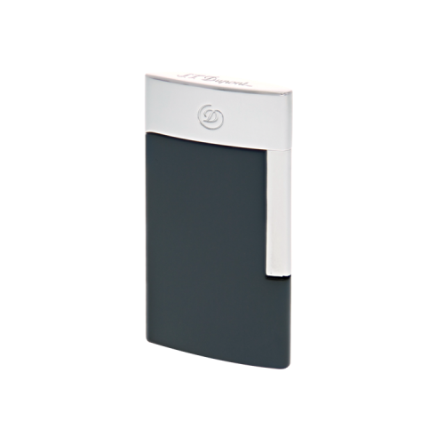 ST Dupont E Slim - Cigarette Lighter - Grey