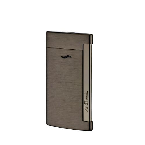 ST Dupont Slim 7 – Torch Flame Lighter - Gunmetal