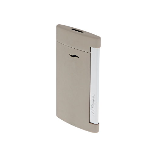 ST Dupont Slim 7 - Torch Flame Lighter - Matt Beige