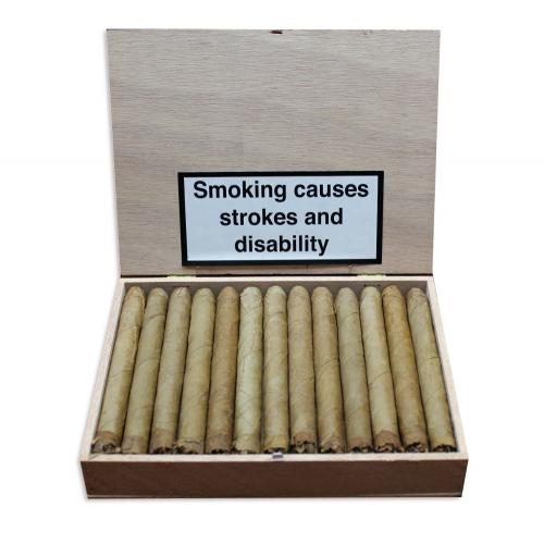 Dutch Cigars -  Wilde Cigarros (Panatelas) – Box of 25